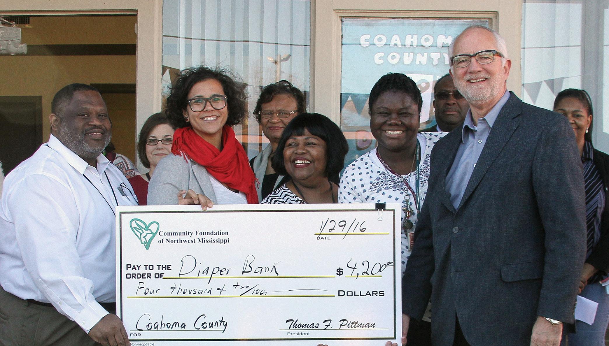 Mississippi coahoma county sherard - Coahoma County Diaper Bank Opens